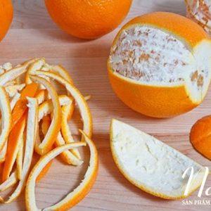 Bột vỏ cam nguyên chất Nature