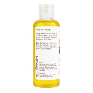Dầu Jojoba Nguyên chất, Hữu cơ, Redrose (Pure Organic Jojoba Oil)