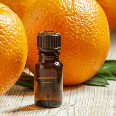 Tinh dầu cam ngọt, nguyên chất, hữu cơ
