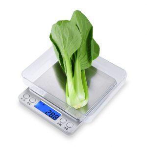 Cân điện tử mini, thực phẩm nhà bếp, R01, 1kg, 2kg, 3kg