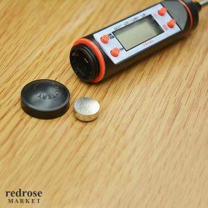 Nhiệt kế đo thực phẩm điện tử NR01, đo sữa, canh, đồ nướng (BBQ), xà phòng