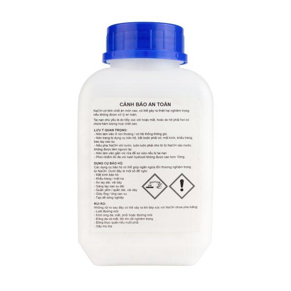 NaOH làm xà phòng (Xút vảy, Lye, Sodium Hydroxide)