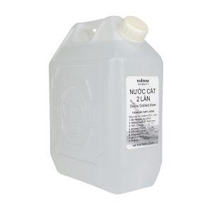 Nước cất 2 lần - 2 lít, 20 lít, 30 lít - RNC01