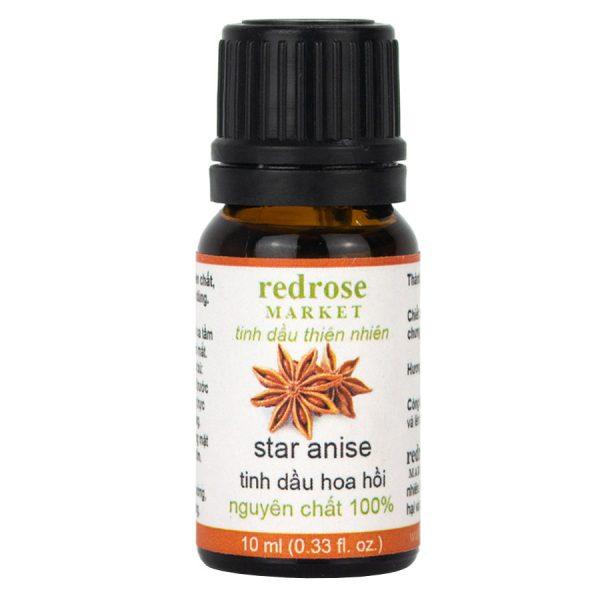 Tinh dầu Hoa hồi nguyên chất (Star anise)