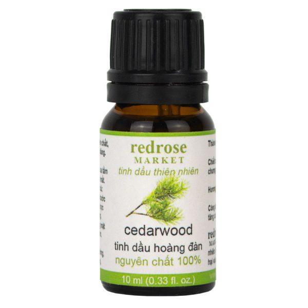 Tinh dầu Hoàng đàn (Cedarwood) nguyên chất