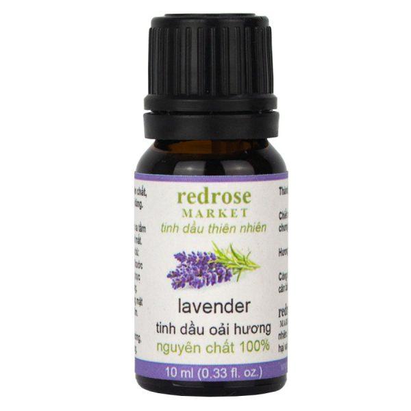Tinh dầu Lavender (Hoa oải hương) nguyên chất
