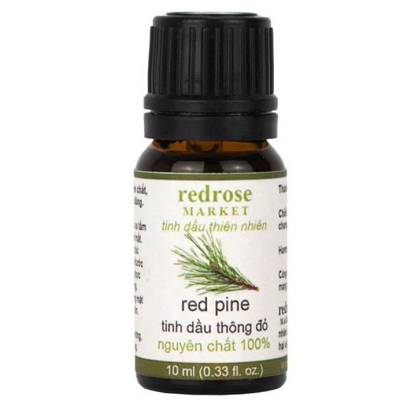 Tinh dầu Thông đỏ nguyên chất (Red pine)