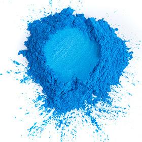 Màu khoáng Mỹ xanh dương cơ bản (Basic Blue Mica)