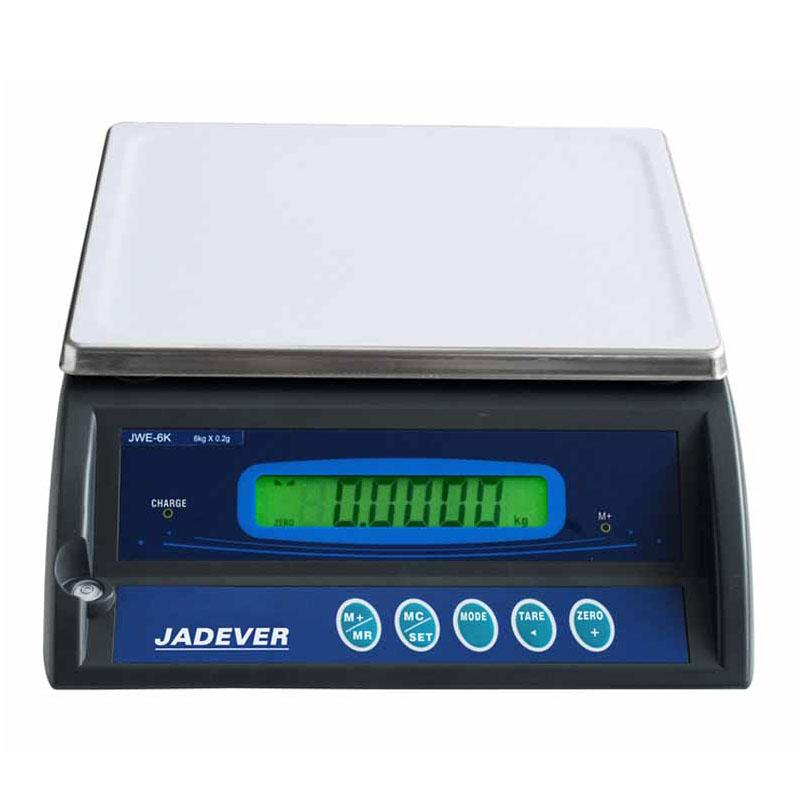 Cân điện tử 30kg Jadever Jwe