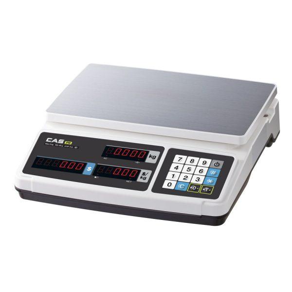 Cân điện tử tính tiền 30kg CAS PR30